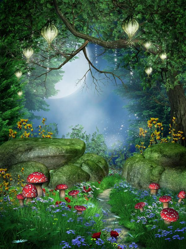 Magic Garden Workshop